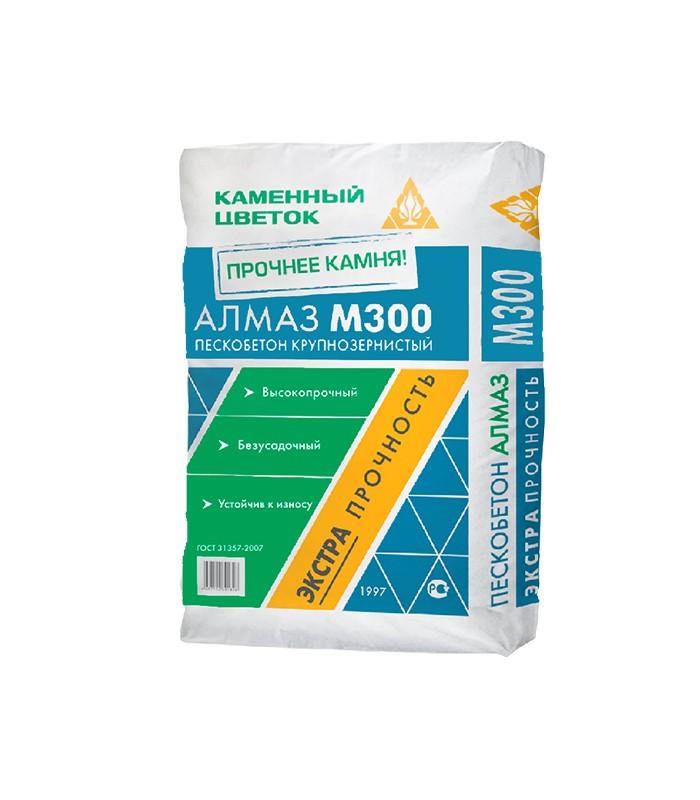 """АЛМАЗ"" ПЕСКОБЕТОН М300 (крупнозернистый)"